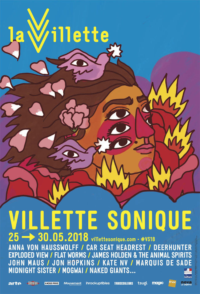 villettesonicposter